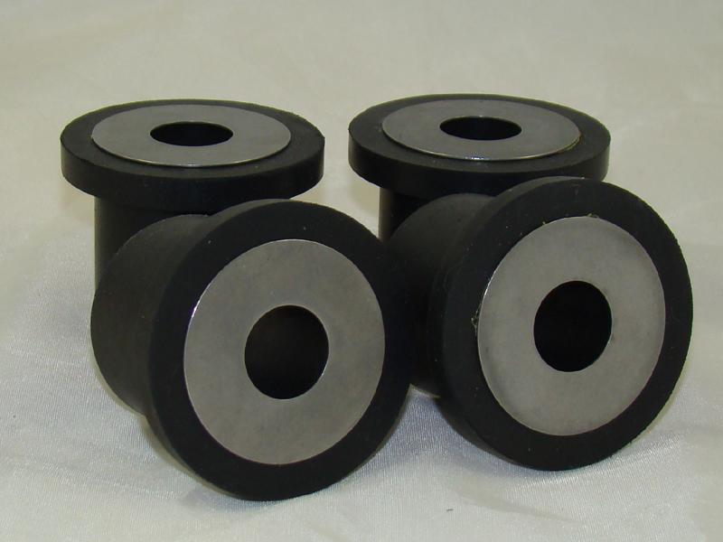 Bu2500 J Ultra Flex Rubber Bushings J Series Rebuild Kit