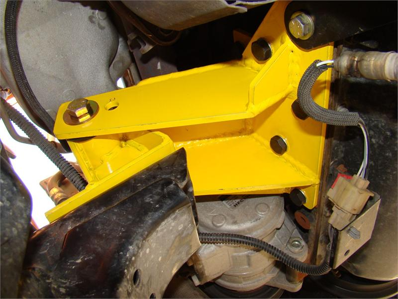 SU2883-1HW, TJ/LJ Super Kit w/ MML & Engine Brackets ...